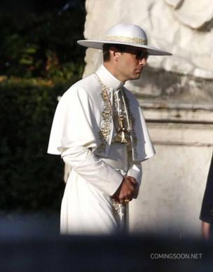 Prizor iz serije Mladi papež