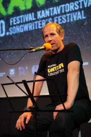 Peter Andrej, duša in motor Kantfesta