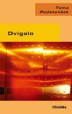 Naslovnica romana Dvigalo