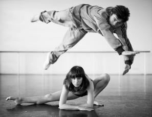Nastja Bremec in Michal Rynia