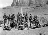 Na apaški meji, znamenita konjeniška trilogija