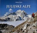 Naslovnica knjige Julijske Alpe