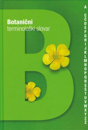 Botanični terminološki slovar