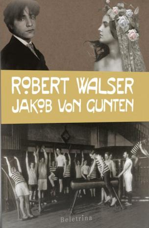 Naslovnica romana Jabob von Gunten