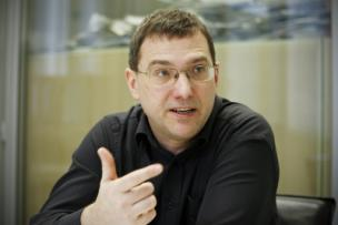 Simon Krek (foto Uroš Hočevar)