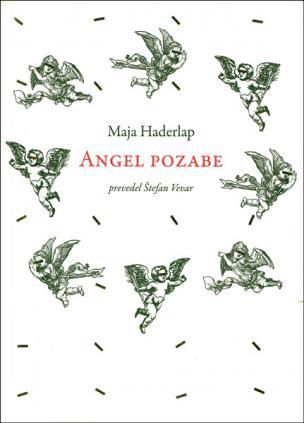 Naslovnica romana Angel pozabe