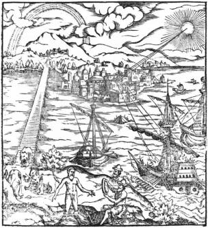 Naslovnica latinske izdaje Alhazenove Knjige o optiki