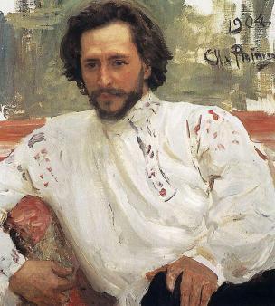 Leonid Andrejev (1871–1919), avtor drame Črne maske