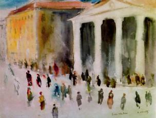 Robert Hlavaty: Borzni trg