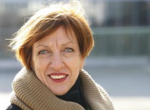 Vika Potočnik, direktorica Pionirskega doma
