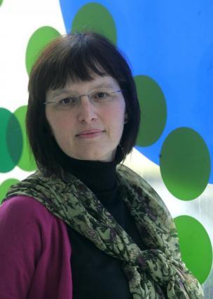 Nataša Bucik, sekretarka na ministrstvu za kulturo