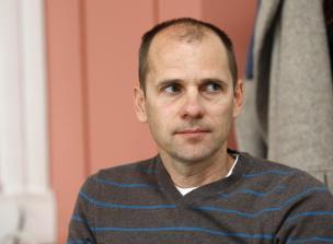 Uroš Grilc, načelnik za kulturo MOL