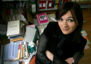 Marjeta Pečarič, projektni vodja Kulturne šole na JSKD