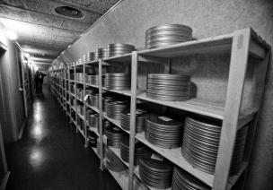 Hramba filmskih trakov v lasti Slovenske kinoteke