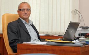 Andrej Grafenauer, dekan Akademije za glasbo
