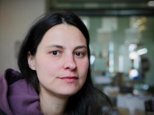 Simona Semenič, foto Jože Suhadolnik