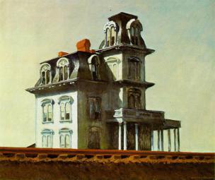 Hiša ob progi, 1925