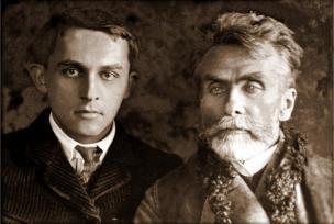 Oče in sin