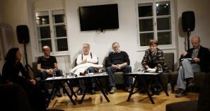 Andrej Koritnik, Aleš Berger, Branimir Nešović, Neda Pagon