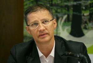 Igor Lukšič, minister za šolstvo in šport