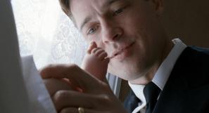Brad Pitt v filmu Drevo življenja