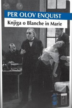Naslovnica knjige o Blanche in Marie