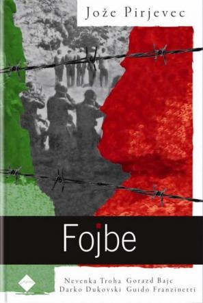 Naslovnica knjige Fojbe