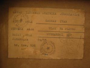 Mnogi ponaredki so opremljeni s podobnimi beograjskimi »dokumenti«.