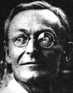 Herman Hesse (1877-1962) v času pisanja Stepnega volka