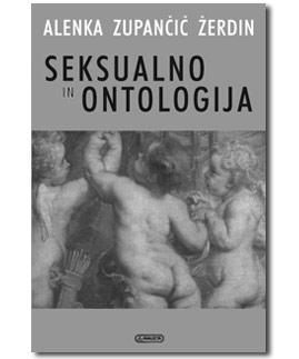 Naslovnica knjige Seksualno in ontologija