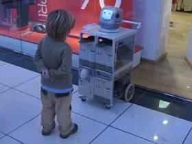 Žicar, robot za socialno ogrožene