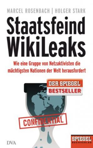 Naslovnica knjige Staatsfeind WikiLeaks