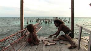 Prizor iz filma Na morje!