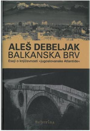 Naslovnica knjige Balkanska brv