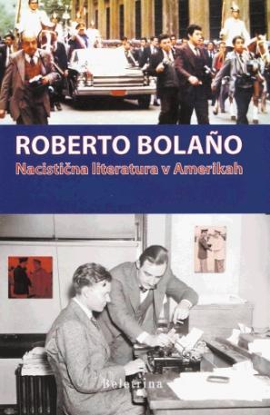 Naslovnica knjige Nacistična literatura v Amerikah