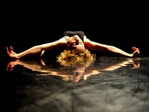 Prizor iz predstave Matjaža Fariča
