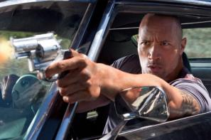 Dwayne Johnson v filmu Hitro maščevanje
