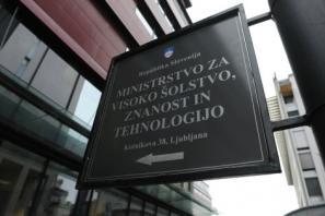 Ministrstvo za visoko šolstvo, znanost in tehnologijo