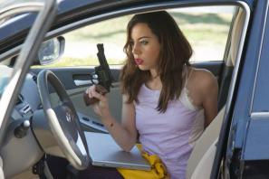 Prizor iz filma Ned Rifle