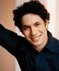 venezuelski dirigent Gustavo Dudamel