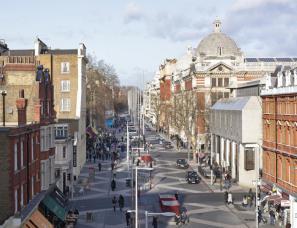 Exhibition Road London, Velika Britanija