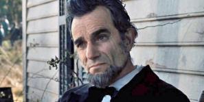 Daniel Day-Lewis kot Lincoln