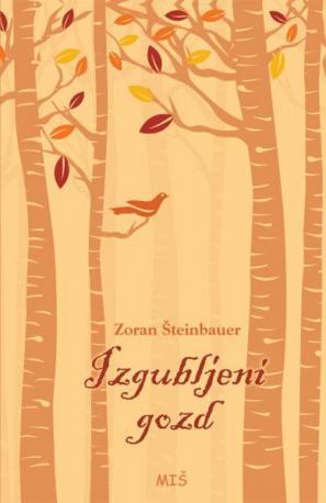 Naslovnica romana Izgubljeni gozd