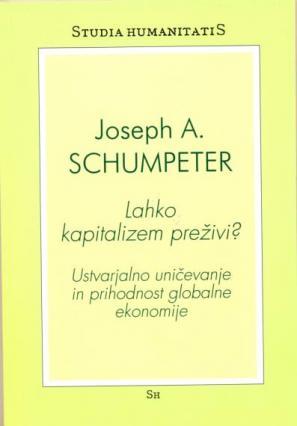 Naslovnica knjige Lahko kapitalizem preživi?