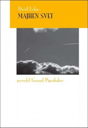 Naslovnica romana Majhen svet