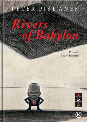 Naslovnica romana Rivers of Babylon