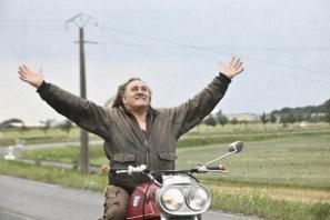 Gerard Depardieu v Mammuthu