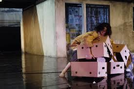 Prizor iz predstave Megalopolis