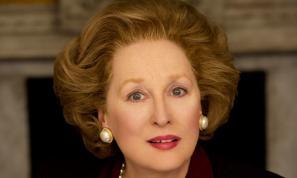 Meryl Streep kot železna lady