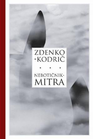 Naslovnica knjige Nebotičnik Mitra